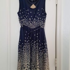 LA Soul Sleeveless Dress XXL NWT